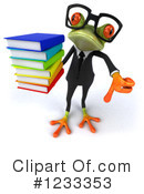 Frog Clipart #1233353 by Julos