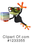 Frog Clipart #1233355 by Julos