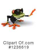 Frog Clipart #1236619