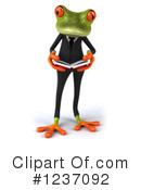 Frog Clipart #1237092 by Julos