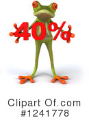 Frog Clipart #1241778 by Julos