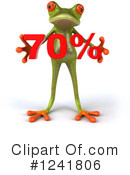 Frog Clipart #1241806 by Julos