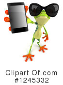Frog Clipart #1245332 by Julos