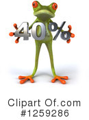 Frog Clipart #1259286 by Julos
