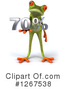 Frog Clipart #1267538 by Julos