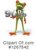 Frog Clipart #1267542 by Julos