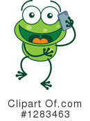 Frog Clipart #1283463 by Zooco