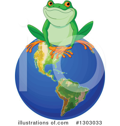 Earth Clipart #1303033 by Pushkin