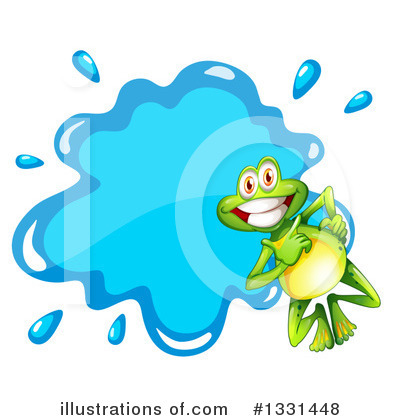 Splatter Clipart #1331448 by Graphics RF