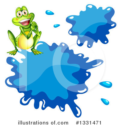 Splash Clipart #1331471 by Graphics RF