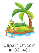 Frog Clipart #1331481 by Graphics RF