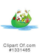 Frog Clipart #1331485 by Graphics RF