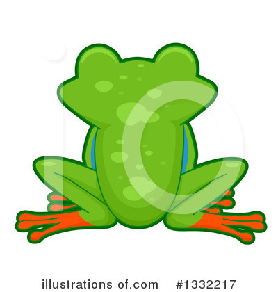 Frog Clipart #1332217 by BNP Design Studio