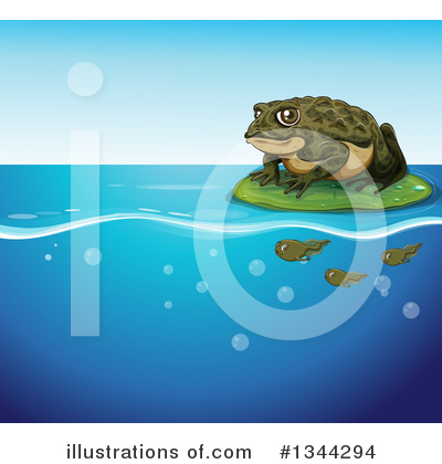 Pond Clipart #1344294 by Graphics RF