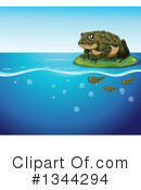 Frog Clipart #1344294