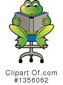 Royalty-Free (RF) Frog Clipart Illustration #1356062
