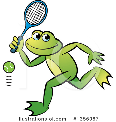 Frog Clipart #1356087 by Lal Perera
