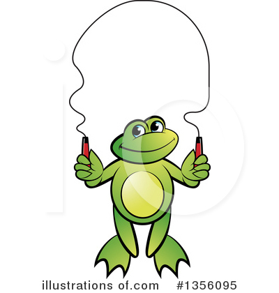 Frog Clipart #1356095 by Lal Perera