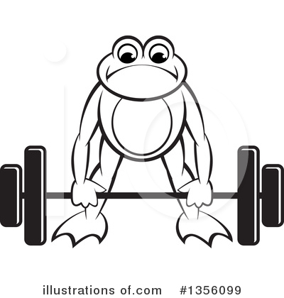 Weightlifting Clipart #1356099 by Lal Perera