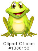 Royalty-Free (RF) Frog Clipart Illustration #1380153