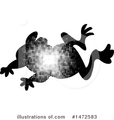 Frog Clipart #1472583 by Lal Perera