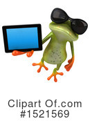 Frog Clipart #1521569 by Julos