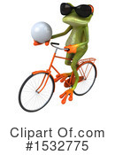 Frog Clipart #1532775 by Julos