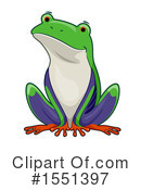 Frog Clipart #1551397 by BNP Design Studio