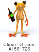 Frog Clipart #1561726 -  , 118