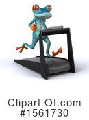 Frog Clipart #1561730 -  , 118
