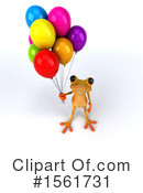 Frog Clipart #1561731 -  , 118