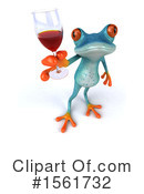 Frog Clipart #1561732 -  , 118