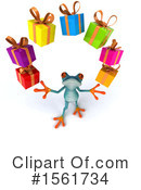 Frog Clipart #1561734 -  , 118