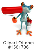 Frog Clipart #1561736 -  , 118