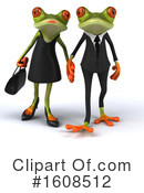 Frog Clipart #1608512 by Julos