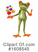Frog Clipart #1608545 by Julos
