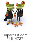 Frog Clipart #1614727 by Julos