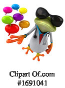 Frog Clipart #1691041 by Julos