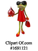 Frog Clipart #1691121 by Julos