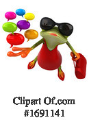 Frog Clipart #1691141 by Julos
