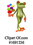 Frog Clipart #1691236 by Julos