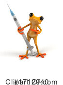 Frog Clipart #1712940 by Julos