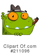 Frog Clipart #211096 by Hit Toon