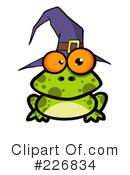 Frog Clipart #226834 by Hit Toon