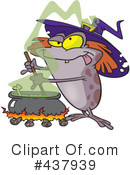 Frog Clipart #437939 by toonaday