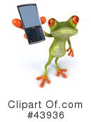 Frog Clipart #43936