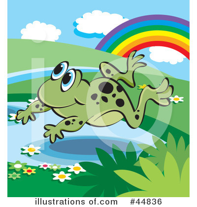 Frog Clipart #44836 by Lal Perera
