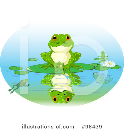 Pond Clipart #98439 by Pushkin