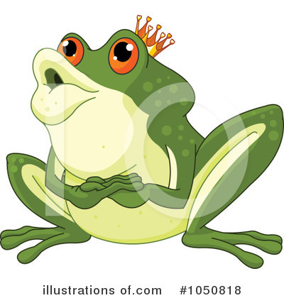Frog Prince Clipart #1050818 by Pushkin