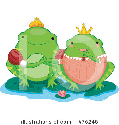 Frog Clipart #76246 by BNP Design Studio